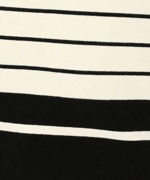 TOMORROWLAND / トゥモローランド ニット・セーター | レーヨンポリエステル ボートネックプルオーバー | 詳細4