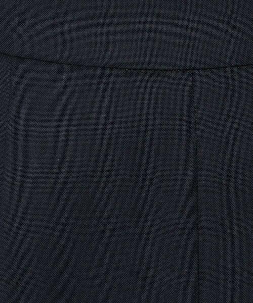 TOMORROWLAND / トゥモローランド スラックス・ドレスパンツ | 【一部予約】レーヨンウール フロントタッククロップドパンツ | 詳細7