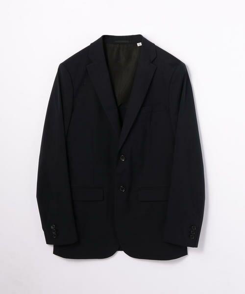 TOMORROWLAND / トゥモローランド テーラードジャケット | トラベルストレッチ テーラードジャケット(69 ネイビー)