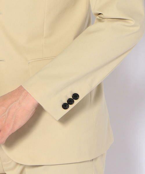 TOMORROWLAND / トゥモローランド テーラードジャケット | トラベルストレッチ テーラードジャケット | 詳細7