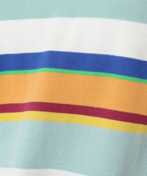TOMORROWLAND / トゥモローランド ニット・セーター | コットン フレンチスリーブプルオーバー | 詳細4