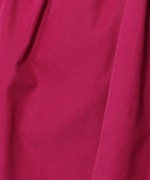 TOMORROWLAND / トゥモローランド ミニ・ひざ丈スカート | コットントロピカル ベルテッドスカート | 詳細7