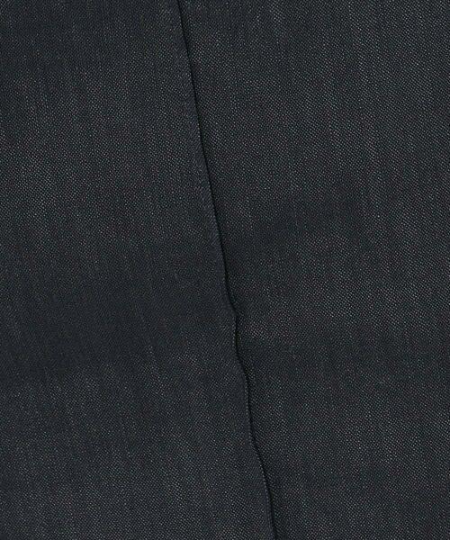 TOMORROWLAND / トゥモローランド スラックス・ドレスパンツ | リネンレーヨンストレッチ ピンタックスリムパンツ | 詳細6