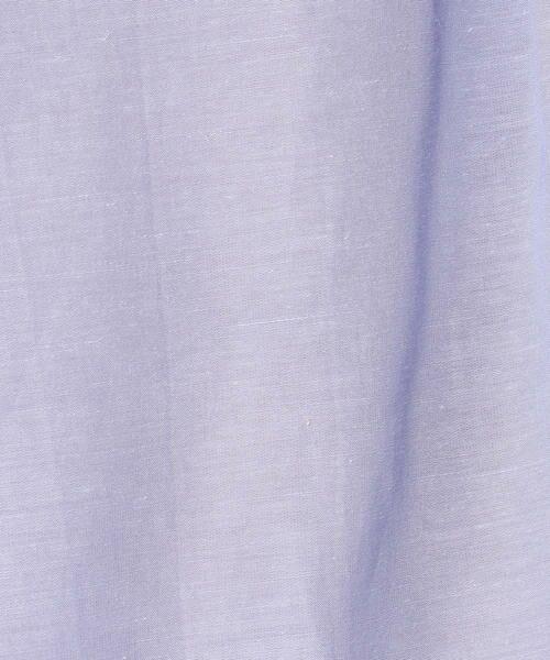 TOMORROWLAND / トゥモローランド シャツ・ブラウス | キュプラコットン ギャザーブラウス | 詳細6