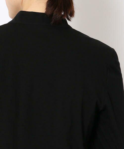 TOMORROWLAND / トゥモローランド その他アウター   コットンリネンジャージー オープンフロントジャケット   詳細8