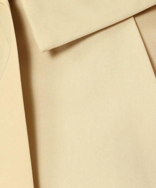 TOMORROWLAND / トゥモローランド その他パンツ | コットンダブルサテン アシンメトリーベルテッドパンツ | 詳細9