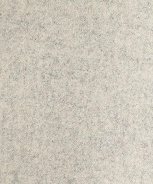 TOMORROWLAND / トゥモローランド その他アウター | ライトメルトン チェスターコート | 詳細8