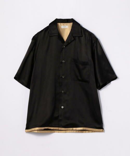 TOMORROWLAND / トゥモローランド シャツ・ブラウス | EDITION オープンカラーシャツ | 詳細10