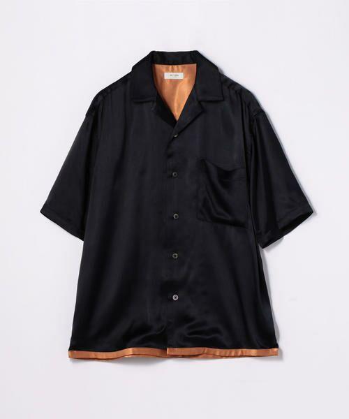 TOMORROWLAND / トゥモローランド シャツ・ブラウス | EDITION オープンカラーシャツ | 詳細12