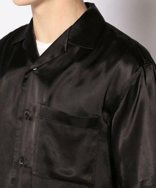 TOMORROWLAND / トゥモローランド シャツ・ブラウス | EDITION オープンカラーシャツ | 詳細5