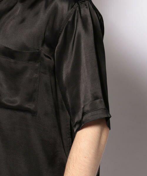 TOMORROWLAND / トゥモローランド シャツ・ブラウス | EDITION オープンカラーシャツ | 詳細7