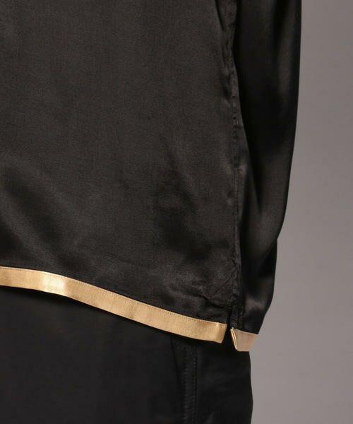 TOMORROWLAND / トゥモローランド シャツ・ブラウス | EDITION オープンカラーシャツ | 詳細8