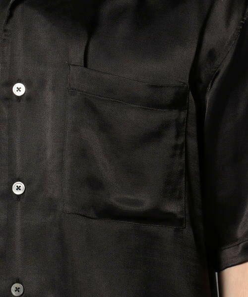 TOMORROWLAND / トゥモローランド シャツ・ブラウス | EDITION オープンカラーシャツ | 詳細9
