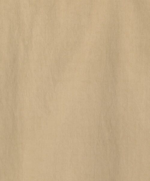 TOMORROWLAND / トゥモローランド シャツ・ブラウス | フィンクスポプリン ミリタリーシャツ | 詳細15
