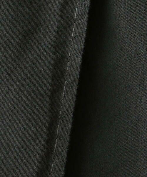 TOMORROWLAND / トゥモローランド ミニ・ひざ丈スカート | コットンサテンピースダイ アシンメトリーラップスカート | 詳細7