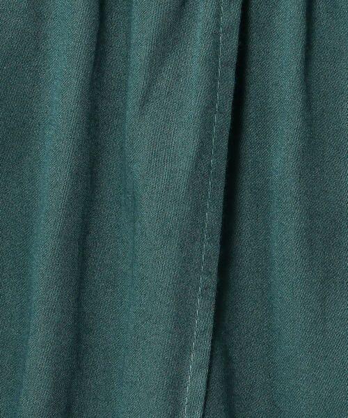 TOMORROWLAND / トゥモローランド ミニ丈・ひざ丈ワンピース   コットンサテンピースダイ フレンチスリーブワンピース   詳細6