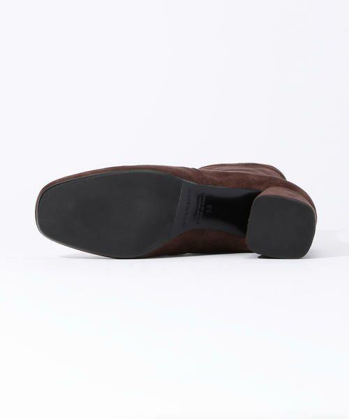 TOMORROWLAND / トゥモローランド ブーツ(ショート丈) | FABIO RUSCONI ストレッチ ミドルブーツ | 詳細2