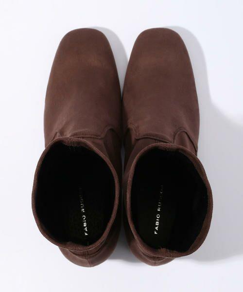 TOMORROWLAND / トゥモローランド ブーツ(ショート丈) | FABIO RUSCONI ストレッチ ミドルブーツ | 詳細6
