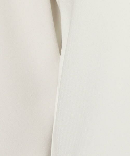 TOMORROWLAND / トゥモローランド シャツ・ブラウス | ダブルクロス クルーネックブラウス | 詳細5
