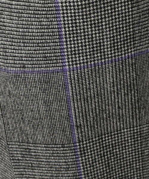 TOMORROWLAND / トゥモローランド ショート・ハーフ・半端丈パンツ | ウールフランネル シガレットパンツ | 詳細5