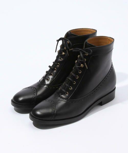 TOMORROWLAND / トゥモローランド ブーツ(ショート丈)   KATIM ORCHARDショートブーツ(19 ブラック)