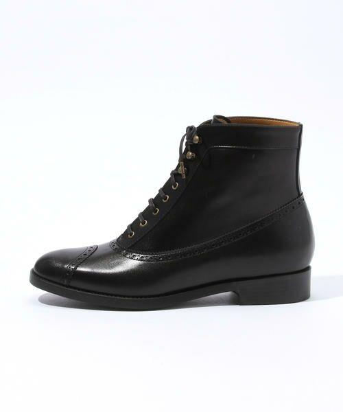 TOMORROWLAND / トゥモローランド ブーツ(ショート丈)   KATIM ORCHARDショートブーツ   詳細1