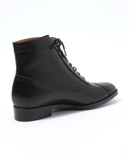 TOMORROWLAND / トゥモローランド ブーツ(ショート丈)   KATIM ORCHARDショートブーツ   詳細3