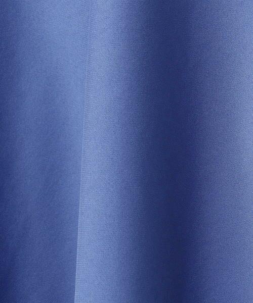TOMORROWLAND / トゥモローランド ミニ・ひざ丈スカート | ポリエステルサテン サーキュラースカート | 詳細12