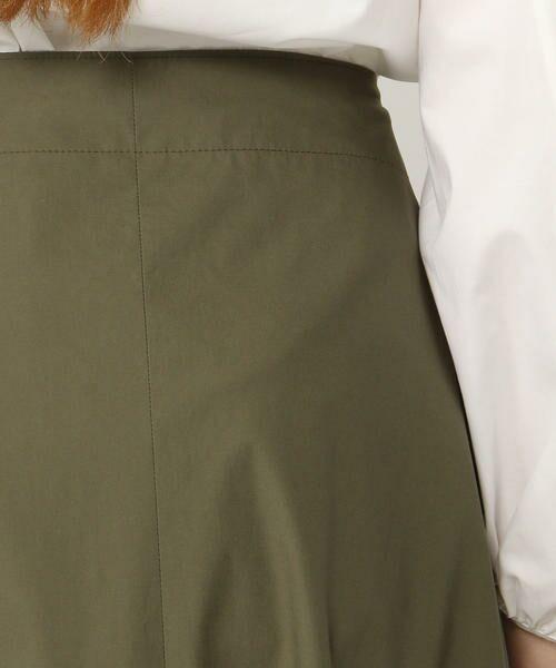 TOMORROWLAND / トゥモローランド ロング・マキシ丈スカート | コットンパール フレアロングスカート | 詳細13