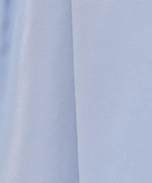 TOMORROWLAND / トゥモローランド ミニ・ひざ丈スカート | トリアセテートコットン サイドタックスカート | 詳細6