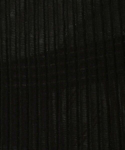TOMORROWLAND / トゥモローランド カーディガン・ボレロ | コットンリブ Vネックカーディガン | 詳細9