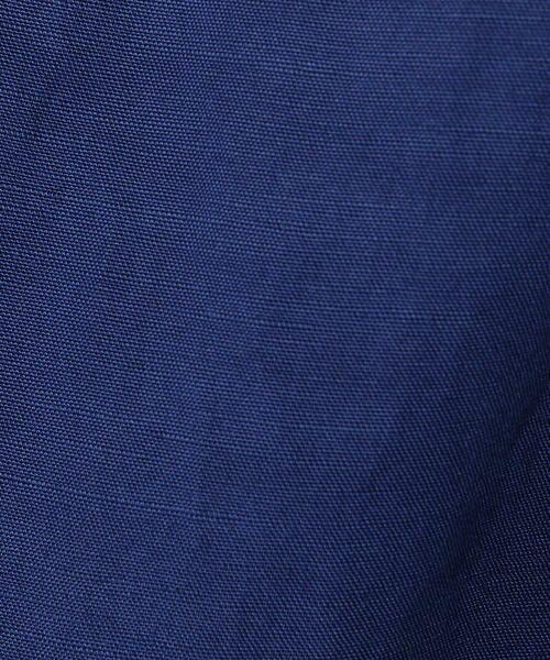 TOMORROWLAND / トゥモローランド ミニ丈・ひざ丈ワンピース | レーヨンリネン ベルテッドタックワンピース | 詳細6
