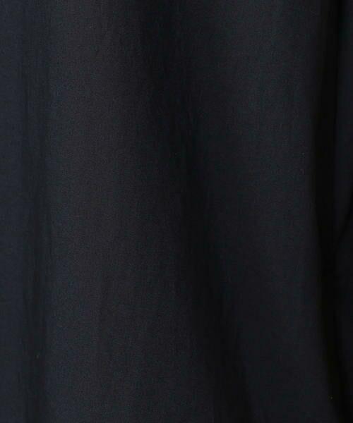 TOMORROWLAND / トゥモローランド ロング・マキシ丈ワンピース   【一部店舗限定】コットンタイプライター ノースリーブAラインワンピース   詳細5