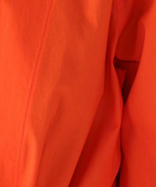 TOMORROWLAND / トゥモローランド その他アウター | コットン ベルテッドノーカラーコート | 詳細9