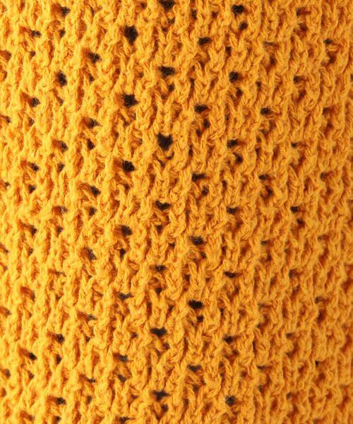 TOMORROWLAND / トゥモローランド ミニ・ひざ丈スカート | リサイクルコットン Aラインスカート | 詳細7
