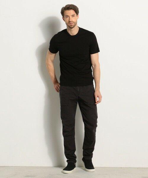 TOMORROWLAND / トゥモローランド Tシャツ   コットン ポケット付きTシャツ MSX3349G   詳細1
