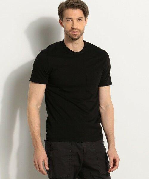 TOMORROWLAND / トゥモローランド Tシャツ   コットン ポケット付きTシャツ MSX3349G   詳細2
