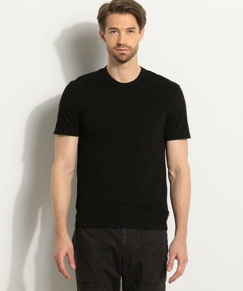 TOMORROWLAND / トゥモローランド Tシャツ   コットン ポケット付きTシャツ MSX3349G   詳細3