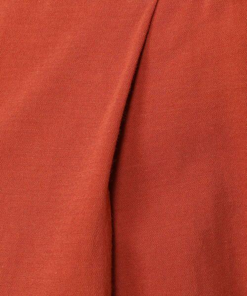 TOMORROWLAND / トゥモローランド ショート・ハーフ・半端丈パンツ | ハイツイストコットン フロントタッククロップドパンツ | 詳細7