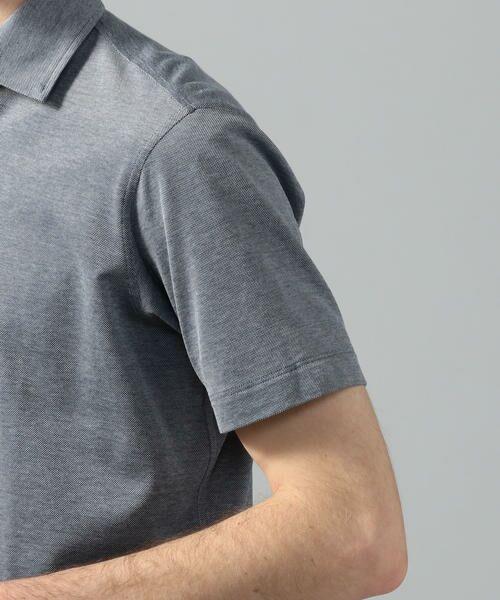 TOMORROWLAND / トゥモローランド ポロシャツ | 60/2コットンメッシュ ポロシャツ | 詳細11