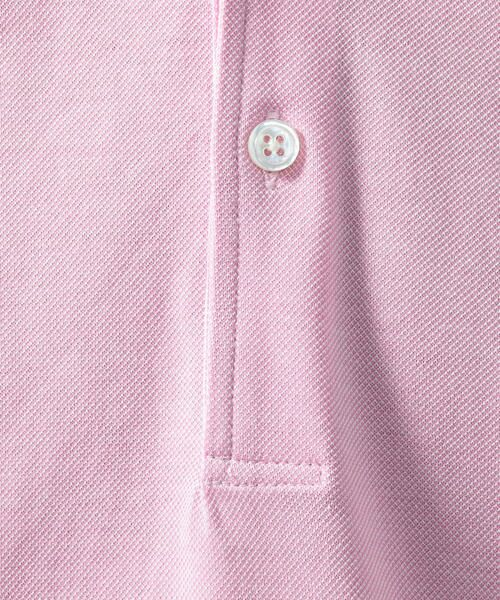 TOMORROWLAND / トゥモローランド ポロシャツ | 60/2コットンメッシュ ポロシャツ | 詳細13