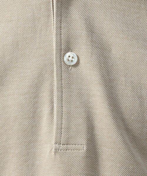 TOMORROWLAND / トゥモローランド ポロシャツ | 60/2コットンメッシュ ポロシャツ | 詳細14