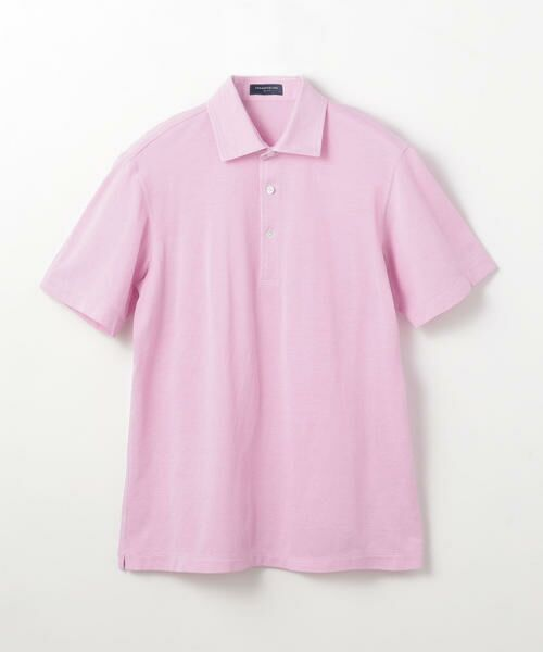 TOMORROWLAND / トゥモローランド ポロシャツ | 60/2コットンメッシュ ポロシャツ | 詳細15