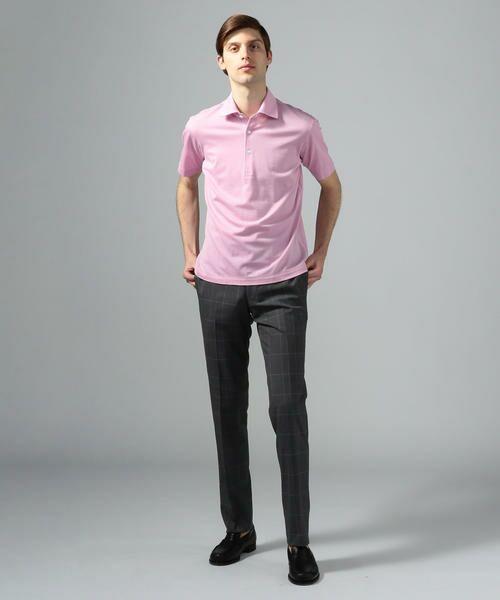 TOMORROWLAND / トゥモローランド ポロシャツ | 60/2コットンメッシュ ポロシャツ | 詳細3