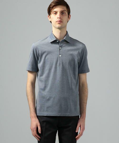 TOMORROWLAND / トゥモローランド ポロシャツ | 60/2コットンメッシュ ポロシャツ | 詳細4
