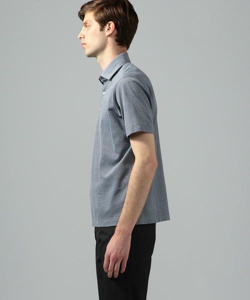 TOMORROWLAND / トゥモローランド ポロシャツ | 60/2コットンメッシュ ポロシャツ | 詳細5