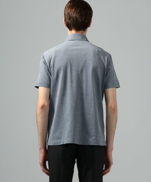 TOMORROWLAND / トゥモローランド ポロシャツ | 60/2コットンメッシュ ポロシャツ | 詳細6