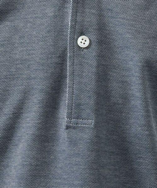 TOMORROWLAND / トゥモローランド ポロシャツ | 60/2コットンメッシュ ポロシャツ | 詳細8