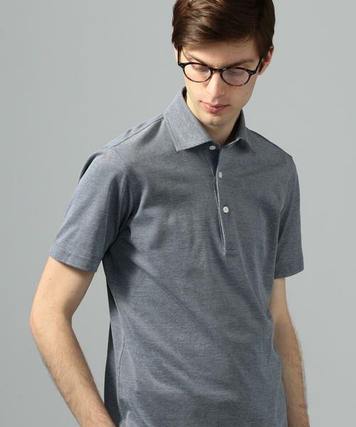TOMORROWLAND / トゥモローランド ポロシャツ | 60/2コットンメッシュ ポロシャツ | 詳細9