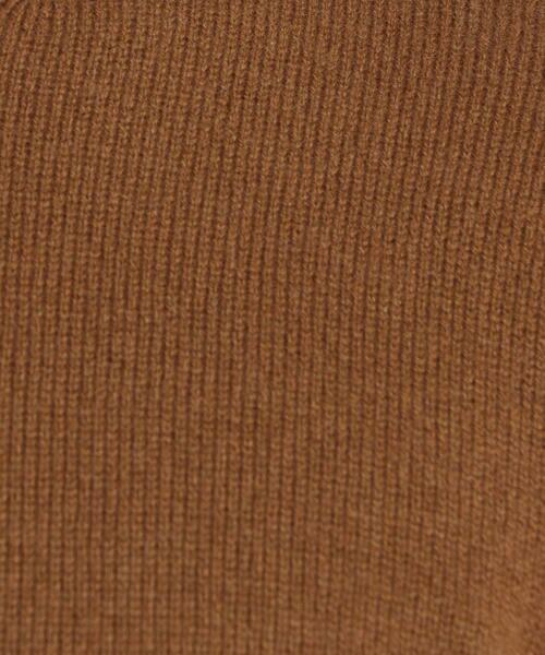 TOMORROWLAND / トゥモローランド ニット・セーター   スコティッシュカシミヤ クルーネックニット   詳細8